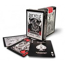 Bicycle Black Tiger Playing Card Deck