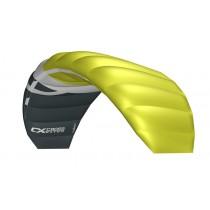 Cross Kites. Boarder 2.1 - Green. Inc' 2 line control bar.