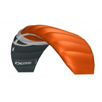Cross kites - Boarder 2.5 - FLUOR ORANGE - Inc' 2 line control bar