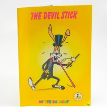 Mr. Babache 'The Devil Stick' Book