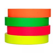 CRE8 Gaff Adhesive Craft Tape Roll - Fluorescent - 24mm x 25m