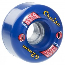 Kryptonics | 62mm Cruise Quad Wheels - Set of Eight