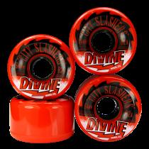 Divine Urethane City Slashers Wheels 64mm 82a