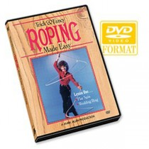 Trick and Fancy Roping Made Easy - Lesson One - DVD