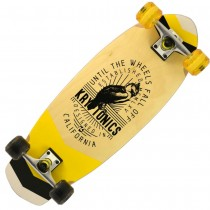 "Kryptonics 30"" Fat 'Early Bird' Cruiser Skateboard"