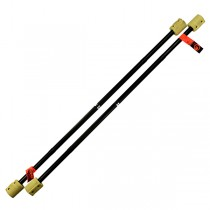Gora Fire Juggling Staff - 0.9m / 50mm Wicks