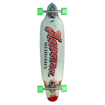 Havana Kick-tail Cruiser Birds Longboard