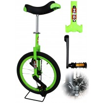 "Indy Freestyle 20"" Unicycle - 4 Colours Available"