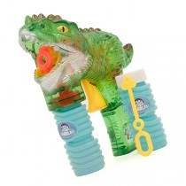 Indy Dinosaur Bubble Gun - Various Colours Available