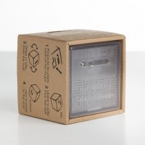 Inside3 - Vintage Limited Edition - Transparent Cube