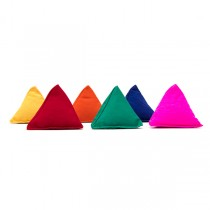 Tri-It Pyramid Bean Bags