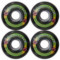 Kryptonics Route Longboard Wheels - 62mm / 78A