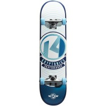 Krypontics Pop Series 31 Complete Skateboard - Sky Blue-Rays