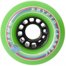 Kryptonics Classic K Longboard Wheels - 76mm / 80A - Various Colours Available