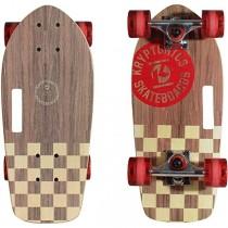 "Kryptonics 19"" Stubby Cruiser Skateboard (19"" x 8.7"")"