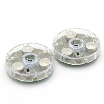Juggle Dream Diabolo LED Light Kit - Pair