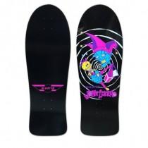 Madrid Skateboards John Lucero Reissue Deck - 'Black Jester' Graphic
