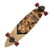Madrid Blunt 'Orchid' Complete Pintail Longboard