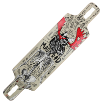 Madrid DTF 'Moose' Longboard Deck