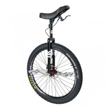 "Qu-Ax QX Muni 27.5"" Disc Brake Unicycle"