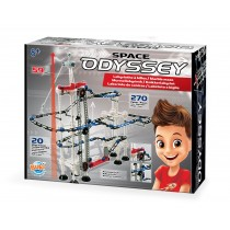 BUKI Construction Kit - Space Odyssey Marble Run
