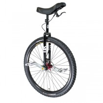 "Qu-Ax QX Muni 29"" Disc Brake Unicycle - Q-AXLE"