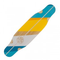 "Remember Collective 37.5"" Carmel Freestyle Longboard Deck"