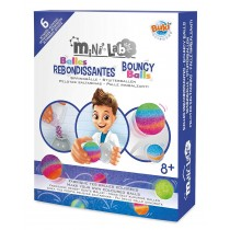 BUKI Mini-Lab Bouncing Balls Science Kit