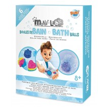 BUKI Mini-Lab Bath Balls Science Kit