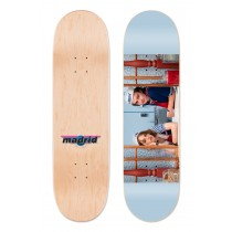 Madrid x Stranger Things Scoops Ahoy Street Deck