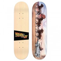 Madrid Skateboards Back To The Future - Stagecoach Street Deck - PRE-ORDER