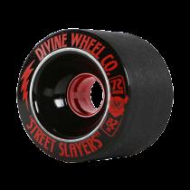 Divine Urethane Street Slayers Wheels - 72mm / 82a - Various Colours