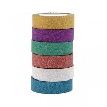 Top Flight Spinning | 15mm X 10m Glitter Tape