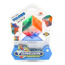 Transparent Cube - 3 x 3 x 3