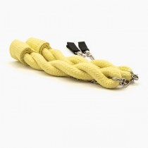 Firelovers Spinning Toys   Twisted Ropes - Fire Poi 250 mm