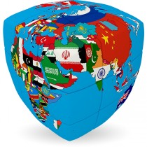 V-Cube UNITED NATIONS - 3 x 3 Pillow Cube