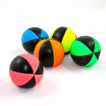 Juggle Dream UV Pro 6 Panel Star Juggling Ball