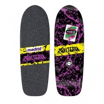 Madrid Skateboards Back To The Future Valterra Deck