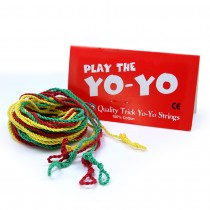 Playo Yo-Yo Strings - 'Hot Colours' - Type 9