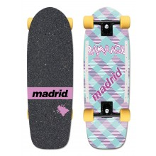 Madrid x Stranger Things Rampage Complete Skateboard -