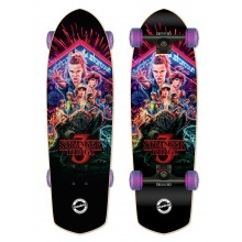 Madrid x Stranger Things Poster Complete Skateboard - PRE-ORDER