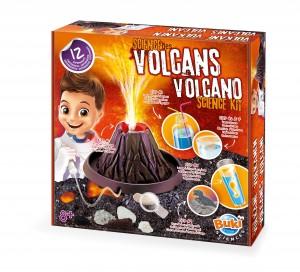 BUKI Volcano Science Experiment Kit