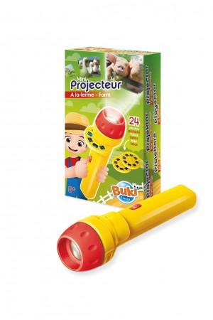 BUKI Farm Mini Projector