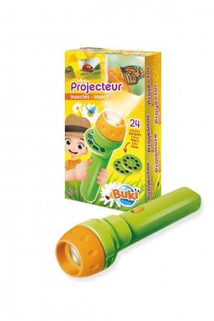 BUKI Insects Mini Projector