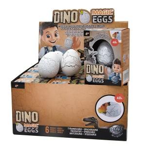 BUKI Dinosaur Egg - Magically Grows in Water - Random Selection