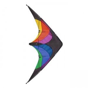 Wolkensturmer   Flip Kite - Rainbow