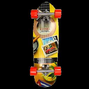 Havana Skateboards Rev-Cruiser Guitar