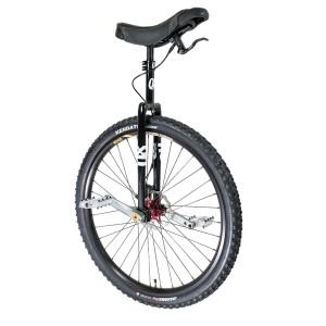 """Qu-Ax QX Muni 29"""" Disc Brake Unicycle - Q-AXLE"""