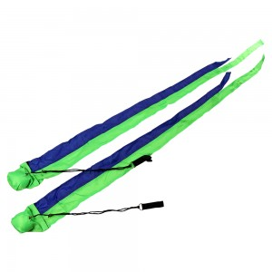 Juggle Dream Tail Poi - 9 colours available