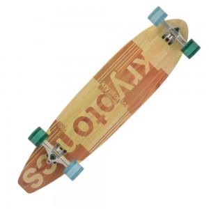 "Kryptonics 40"" Block Tail 'Tonal Plank' Longboard"